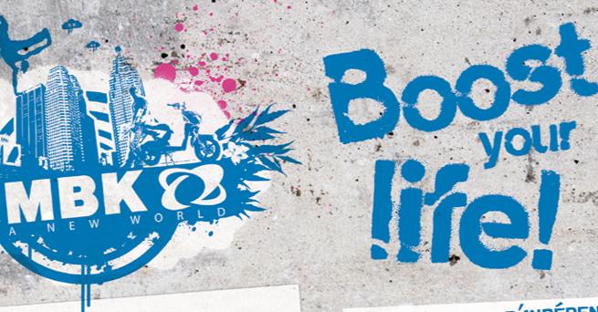 D'Ieteren Sport - MBK Advertising, POS material